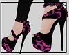 Raspberry Swirl Shoes