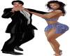 COUPLE TANGO DANCE