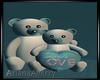 *A* Valentine Love Bears
