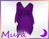 SS Costume Dress Purple