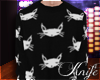 ♆ Cats Sweater 'M