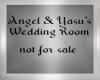 ~♪~ Angel n Yasu Wed.