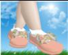 Child Flower Shoes :D
