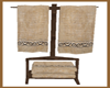 Amatsu Towel Rack