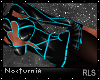 {N} Cyborgia Blue RLS