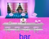 bar and stools
