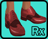[Rx]MSuit  Red DShoes