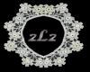 2l2 White Lace Collar