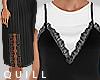 LINGERIE DRESS + NOIR
