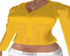 Katey Yellow Top