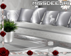 *MD*Wedding Couch w/12P