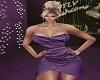 Lil' Purple Dress Med.