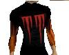 FLAME SLEEVE MM TOP