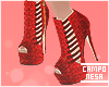 C. Valentine Heel