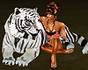 White Tiger 4 Poses