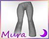 SS Jeans Flares Gray