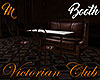 [M] Victorian Club Booth