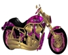 Pink Wolf Motorcycle