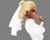 EP Wedding Veil W/Hair