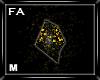 (FA)BkShardHaloM Gold