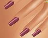 (AF) Mahogany Nails