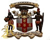 R22 Jamaica Coat Of Arms