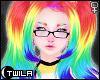 ☾ Rainbow Morgan