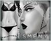 [Is] Dead Bride Skin B/W