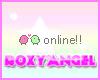 Online Cute Sticker