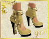 *JR Victorian Gold Silk