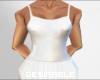 D| Child White Dress