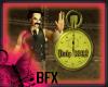 BFX Pulp 1892 Clock SE