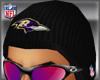 RAVENS SKULLY NFL