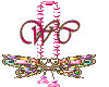 PinkDangleing Butterfly~