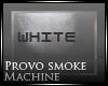 [Nic]Provo Smoke Machine