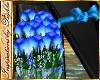 I~Noir Blue Roses
