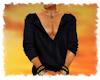 ! Pirate black sweater