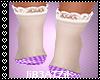 B! Lilac Kawaii Shoes v1