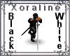 (XL)TB Sword Blk/White