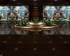 Elegant Aquarium Room