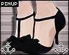 ⚓ | Vintage Bows Black