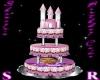 SHANIYA'S B-DAY CAKE