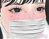 ♡ white mask