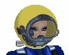 007 Scuba helmet Female