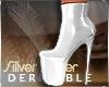 ~Blazing Boots White~