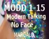 Modern Talking No Face