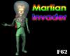 Martian invader
