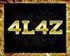 ✘ 4L4Z throne