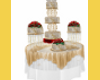 ROYALTY WEDDING CAKE