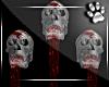 Skull -Blood Fountain